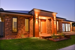 Dixon Homes Display Exterior 8